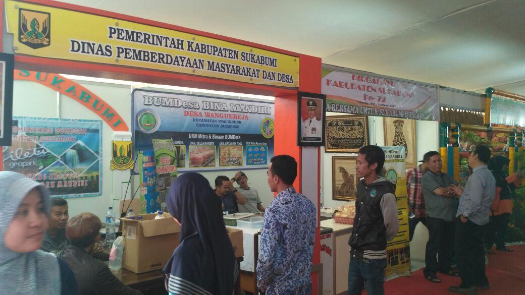 Hari Jadi Kabupaten Sukabumi ke-72 Tahun 2017