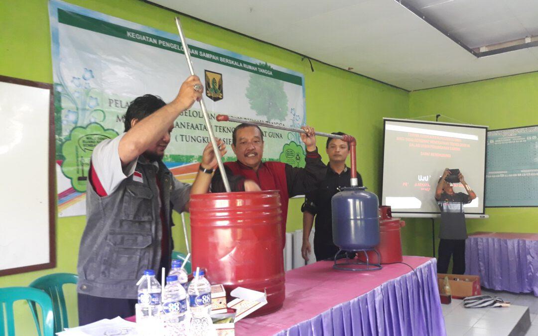 Desa Parungkuda: Solusi Mengatasi Sampah dengan Tungku Gasifikasi