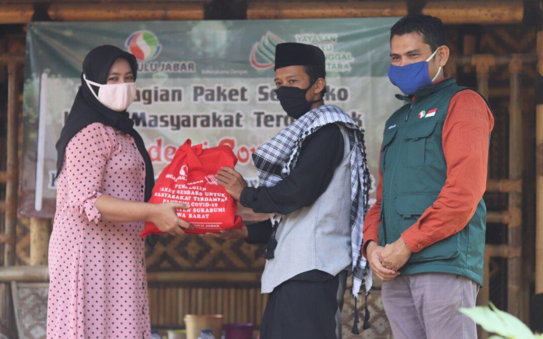 Yayasan sabadesa inisiasi kolaborasi para pihak dalam penanganan wabah Covid-19 di Sukabumi