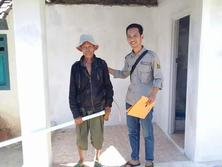 Desa Sukamaju; Pembangunan MCK Tingkatkan Kualitas Pelayanan Dasar