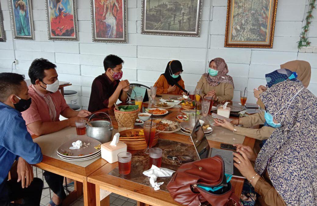 Sabadesa bangun kolaborasi dengan Dinkes Kab. Sukabumi