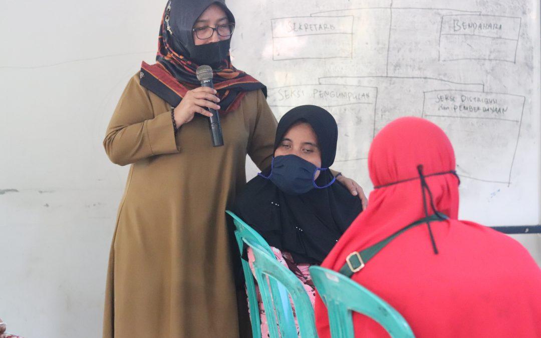 Sabadesa Libatkan Kelompok disabilitas dalam Penurunan AKI-AKB di Kabupaten Sukabumi