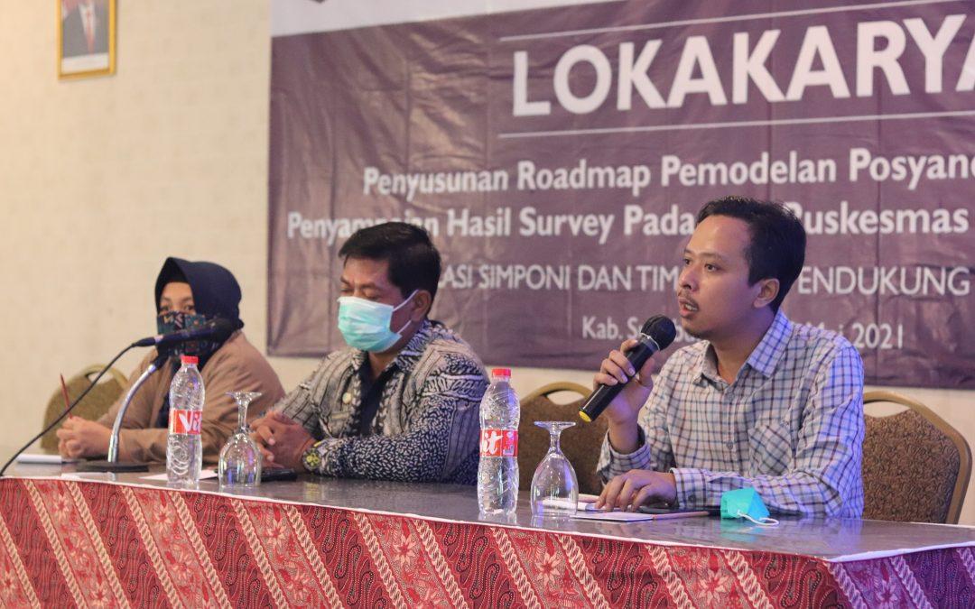 Sabadesa Gandeng Semua Pihak Dalam Menyusun Roadmap Posyandu Remaja