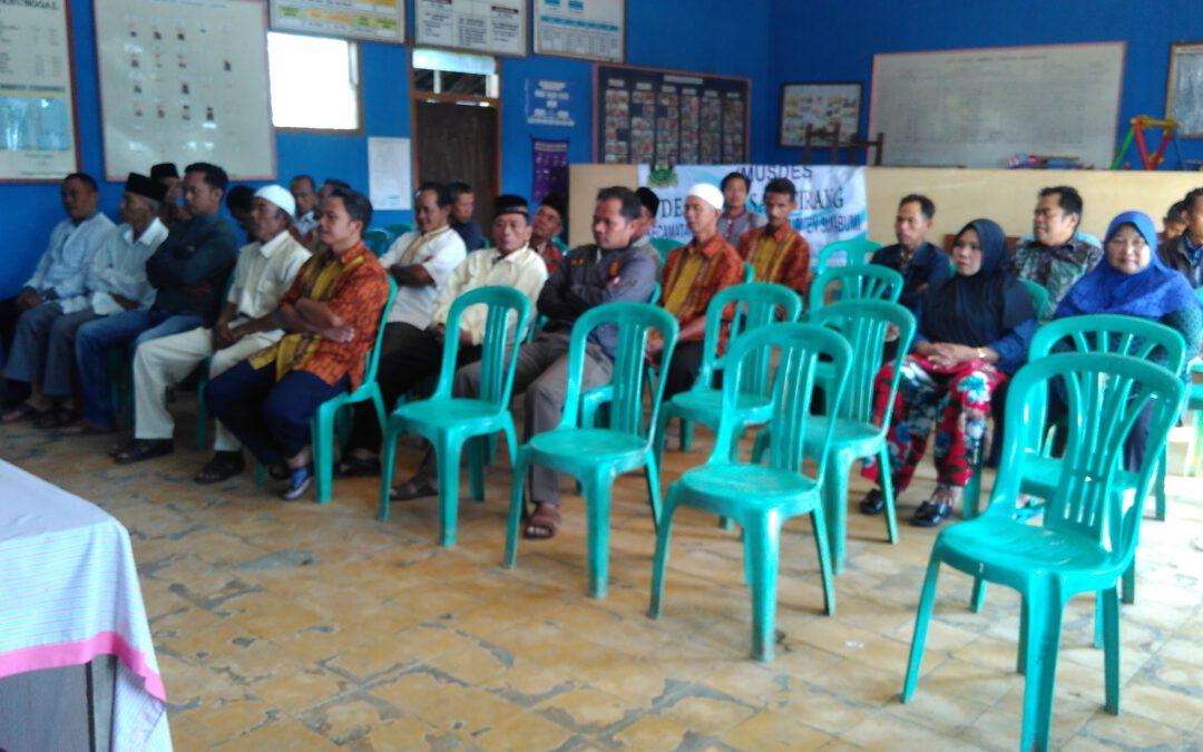 Jaminan Kesehatan Desa Palasarigirang (Jamkesdes)