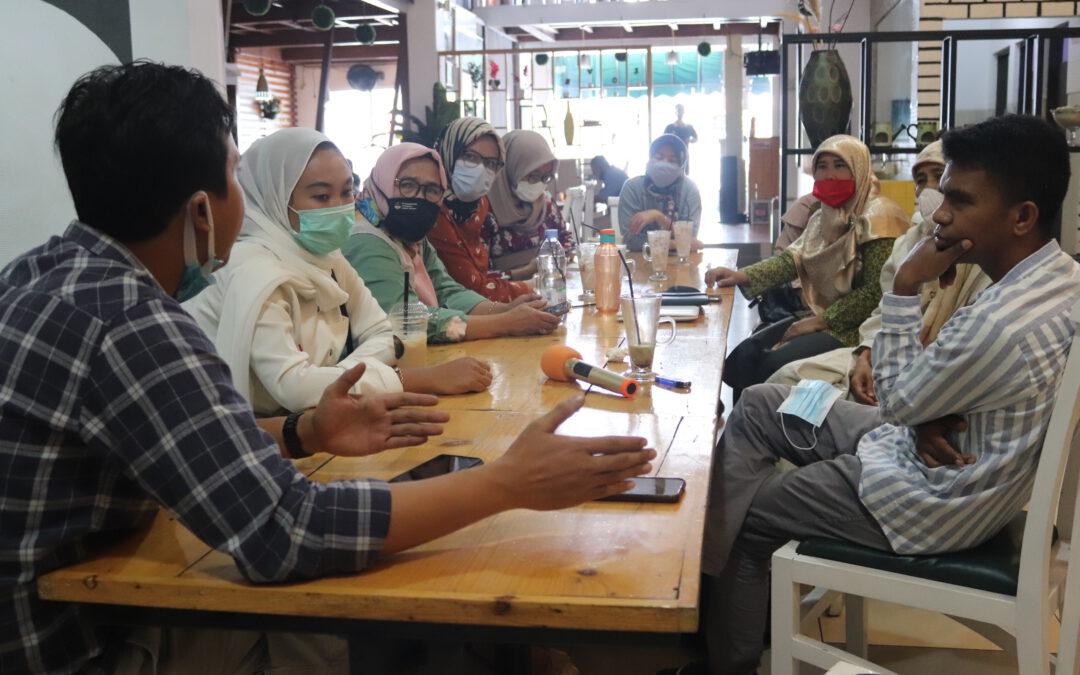 Sabadesa Sharing Hasil Basic Training Bersama Anggota SIMPONI