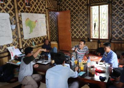 TIM REMDEC Kunjungi Sekretariat Sabadesa