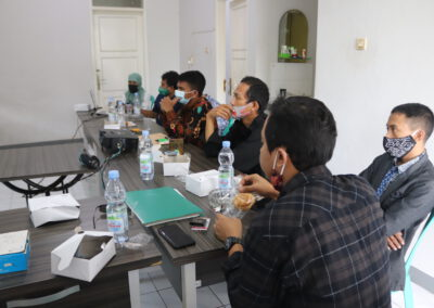 Update Data CSO, Sabadesa Sosialisasikan Penggunaan Aplikasi ODK Callect