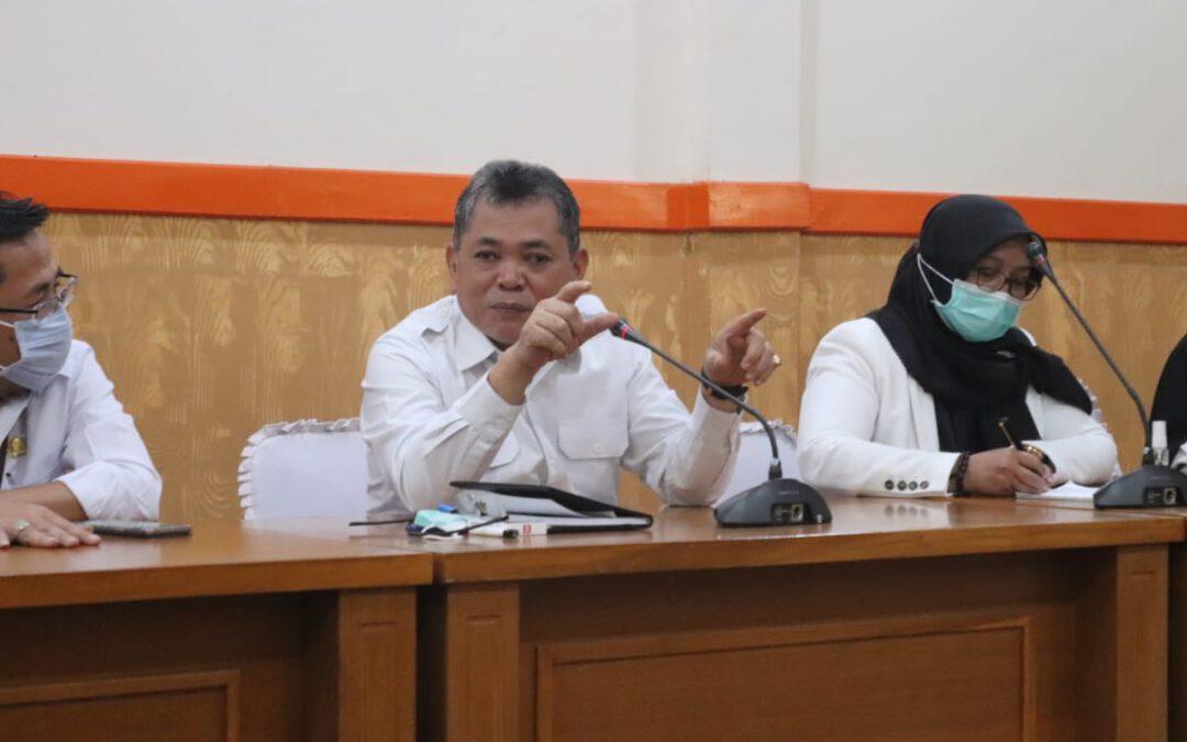 Sekretaris Daerah Kabupaten Sukabumi Terima SIMPONI