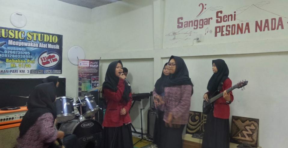 D'sageez ; Kreatifitas Remaja Desa Babakanpari – Sukabumi