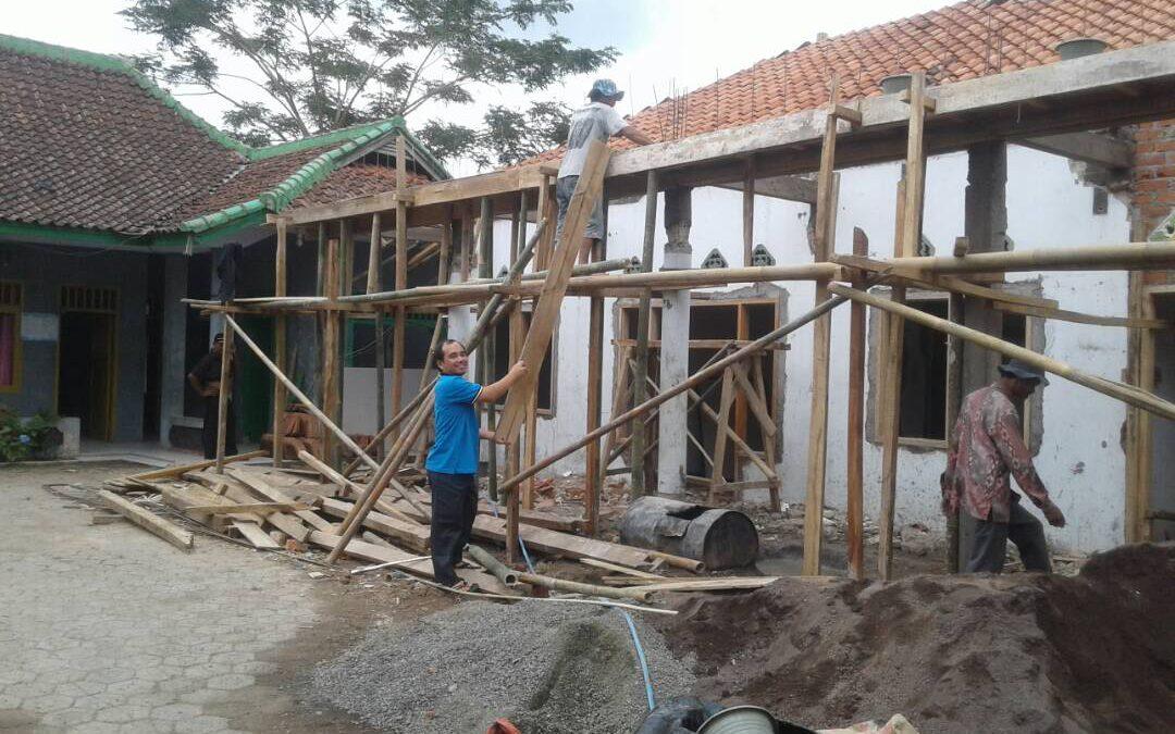 Desa Bojongtugu : Dana Desa Untuk Rehabilitasi POSKESDES