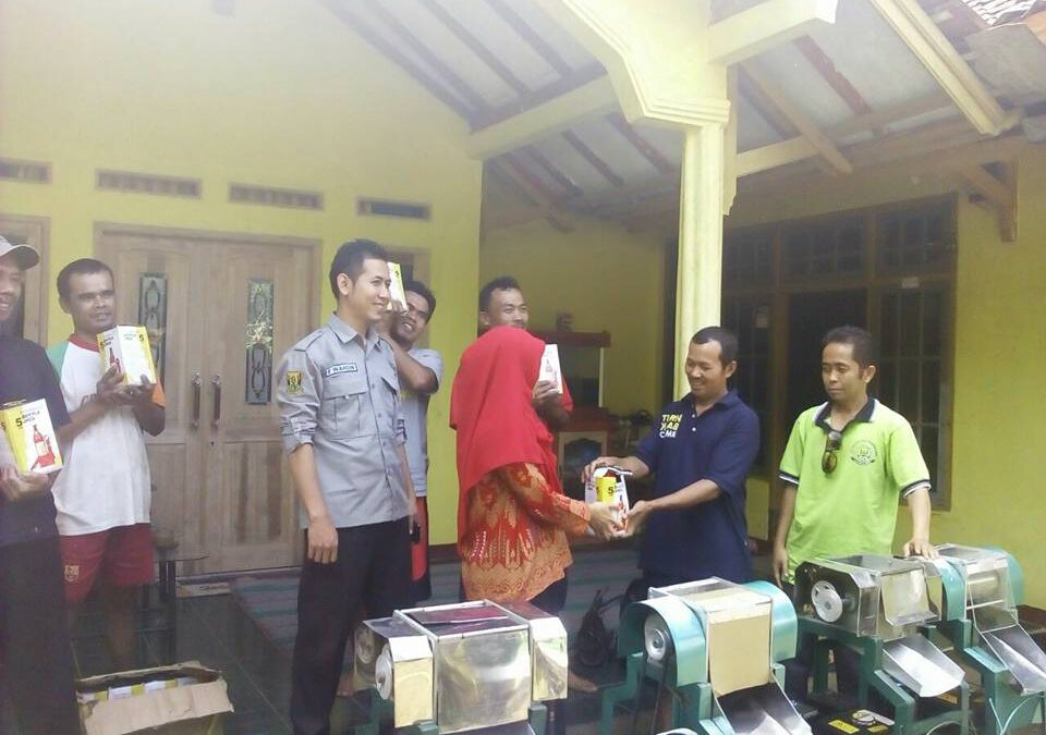 Desa Palasarihilir : Dana Desa Perkuat Ekonomi Warga