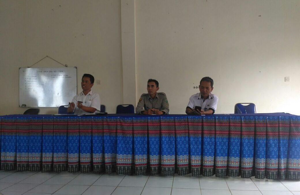 Pembentukan BKAD Kecamatan Ciambar