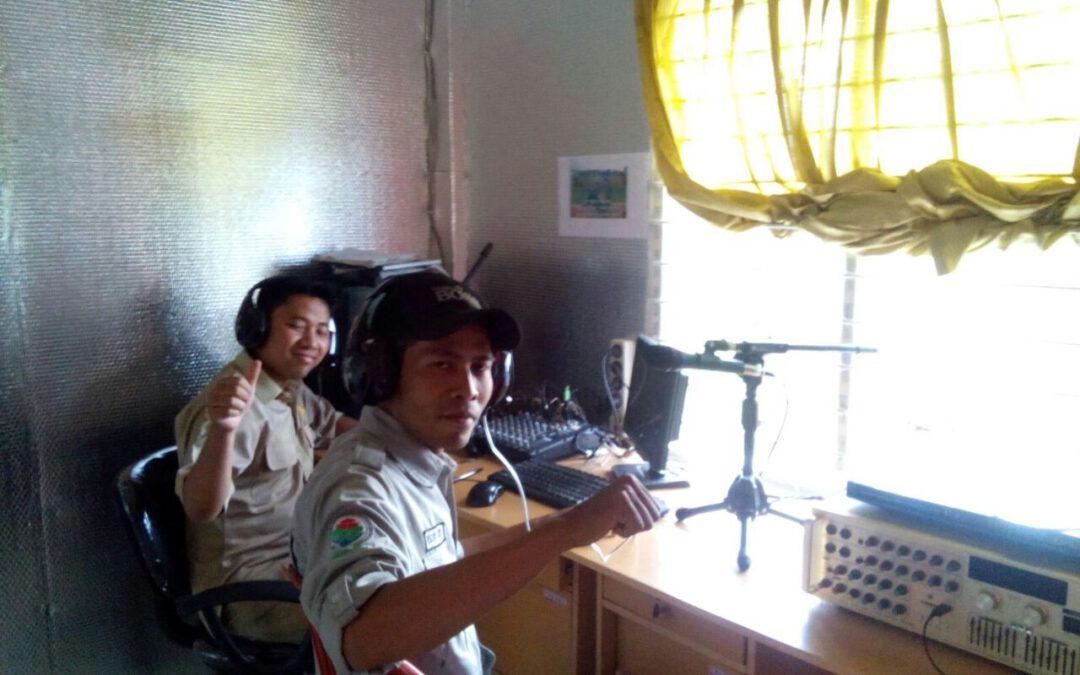 Desa Citamiang : SHATTARA FM 93.00MHz. Media Informasi, Promosi Potensi & Diskusi